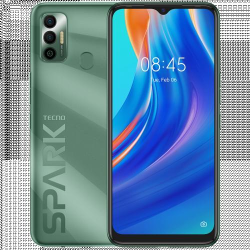 SPARK 7 32GB + 2GB - Spruce Green - 32 GB internal memory + 2 GB RAM
