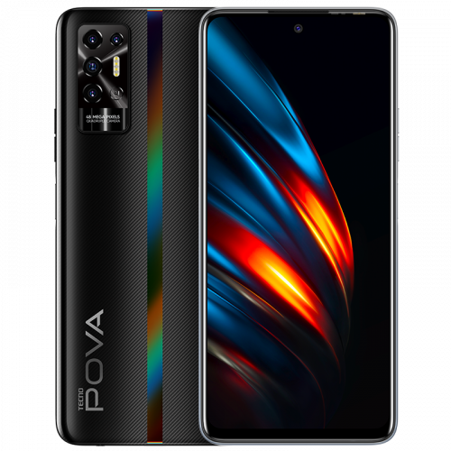 POVA 2 - Dazzle Black - 6 GB + 128 GB